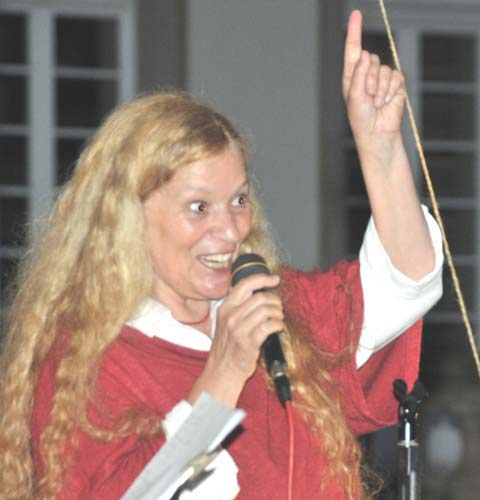 Samstag, 25 Juli 2009 SOMMERJAZZQUARTETT:Ruth Eichhorn